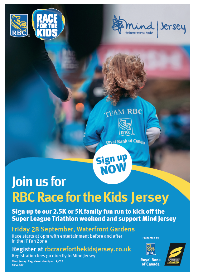 RBC Race for the Kids Jersey