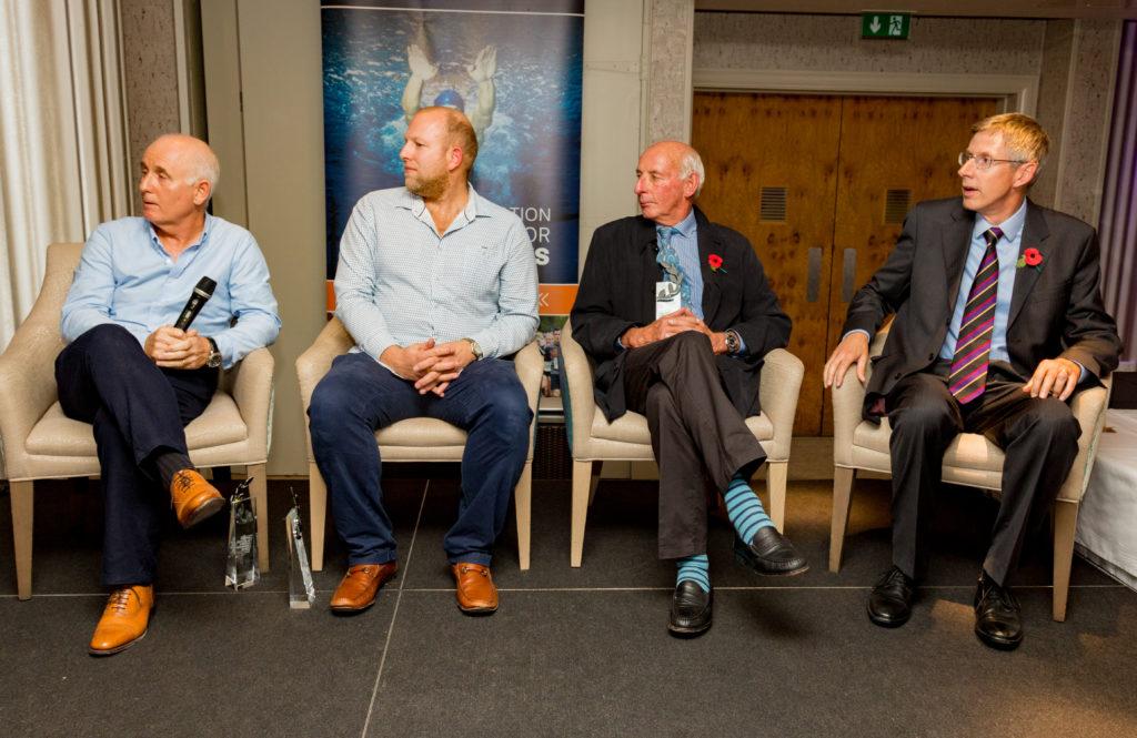 Neville Davidson, Simon Militis, Chris Fairbairn and Andrew Keites
